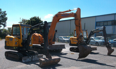 Plant Hire Equipment